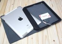 Yoobao Executive Leather Case - Черный кожаный чехол для iPad2/iPad 3