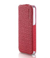 Чехол для iPhone 5 / iPhone 5S красного цвета - Fashion Leather Case for iPhone 5